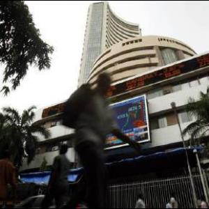 Global turbulence behind market crash; fundamentals strong: FM
