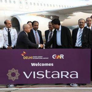 Vistara, BA in code share talks?