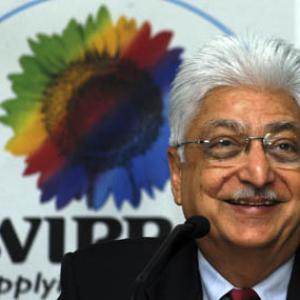 Premji, a lucky mascot for Biyani's Future Retail