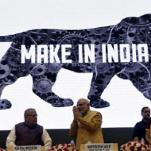 Swaraj to Africa: 'Make in India'
