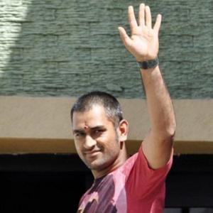 Test career ends, but 'Brand Dhoni' all set for new innings