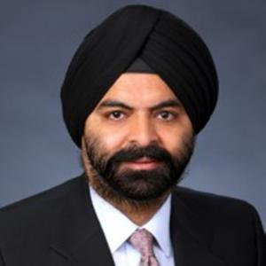 Ajay Banga, only Indian among world's best performing CEOs