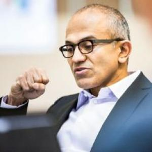 Nadella breaks the myth that Indians are not good managers