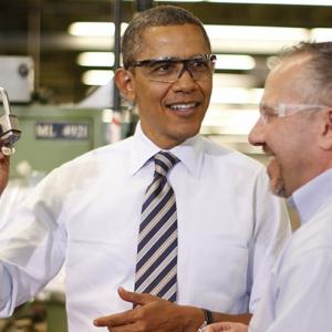 Obama plans twin manufacturing hubs to create more jobs