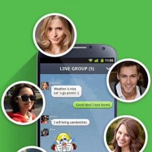 Top 5 free messaging apps