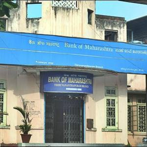 'Entire banking community backs Bank of Maharashtra'