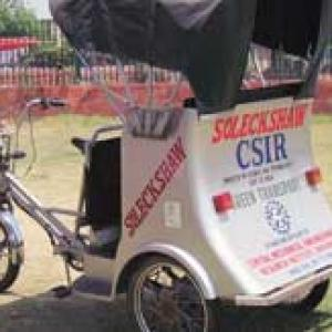 E-rickshaws legal but aren't regulated