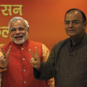 Why Arun Jaitley is called as Modi's 'Chanakya'