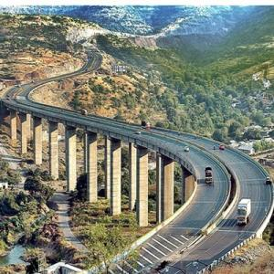 A grand makeover for India's roads, highways