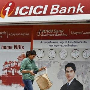 ICICI Bank has the highest number of credit card users