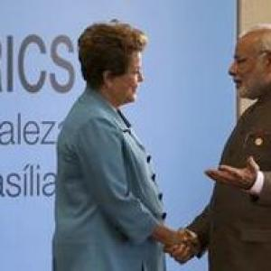 India to head BRICS' $100 billion development bank