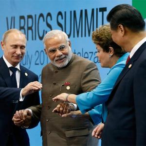 The biggest challenge for BRICS success? Big brother China