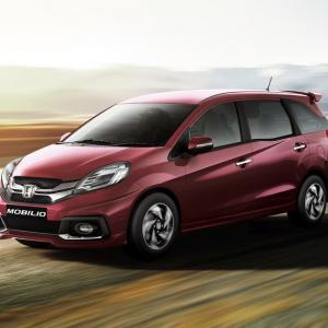 Honda Mobilio bookings cross 10,000 in one week