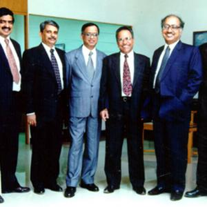 'Not all was well among Infosys founders, they too were at odds'