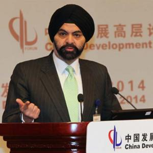 Ajay Banga: The man behind MasterCard's success