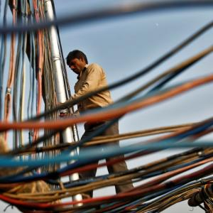 'Political meddling is at the root of India's power problems'