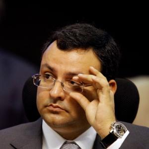 Tata Group chief Cyrus Mistry meets Modi