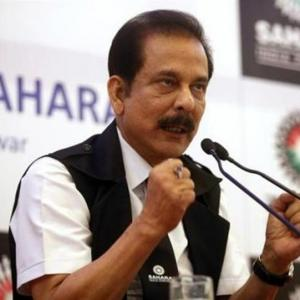 Jail life is painful but I am stress free: Subrata Roy