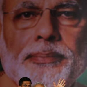 'Modi has done a remarkable job'