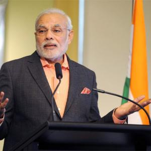 India's business policies transparent and predictable: Modi