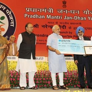 Is Jan Dhan really a success?