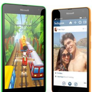 Microsoft launches first non-Nokia Lumia device in India