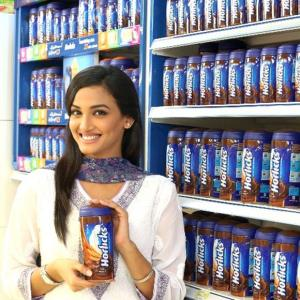 40 Years And Now How Horlicks Grew Up With The Times Rediff Com Business
