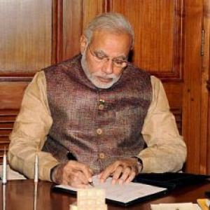 Modi instructs ministries to curtail foreign, domestic tours