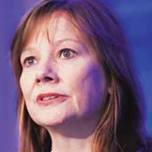 General Motors chief reveals her plan to make it big in India