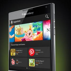 Will Blackberry's odd shaped, big-screen Passport work in India?
