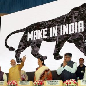 Gujarat to get biggest share of 'Make in India' pie