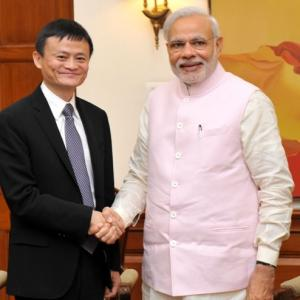 Jack Ma eyeing Indian e-commerce universe