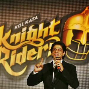 Shah Rukh Khan's KKR tops in brand value