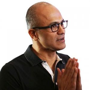 With cloud, Microsoft has real opportunity in India: Nadella