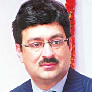 Harsh Lodha thanks Priyamvada Birla for his success