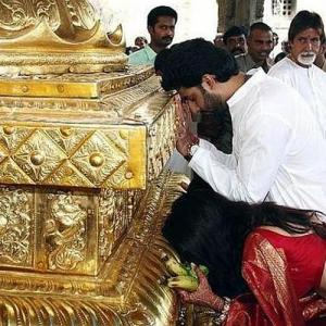 World's richest temple may move stash to Modi's gold scheme