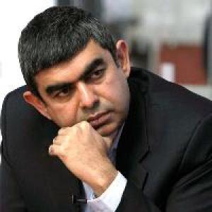 We are not thinking about layoffs at all: Vishal Sikka