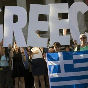 Why Indian markets remained unscathed by Greece
