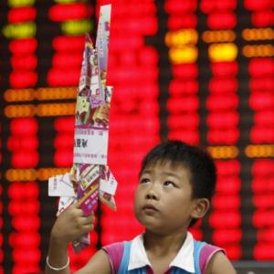 Why China's market fall is good news