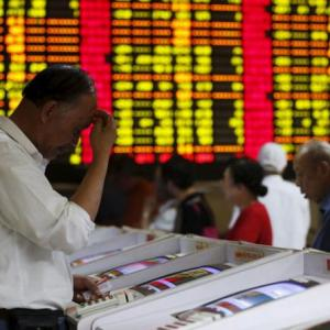 Chinese brokers woken from global dreams by market emergency