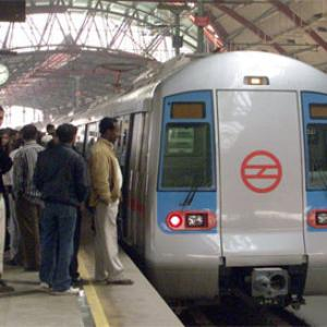 Delhi Metro gets its first driver-less train