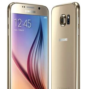 Samsung unveils Galaxy S6 to rival iPhone6