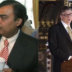 Mukesh Ambani is richest Indian for the 8th year