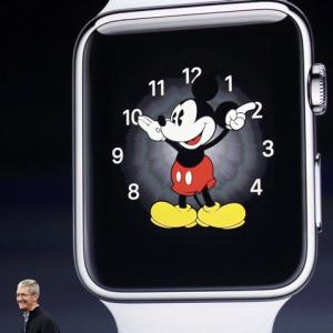 Investors pay $20 billion for Apple's $17,000 watch