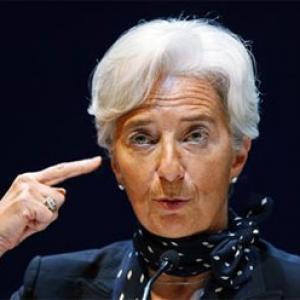 IMF chief to visit India next week