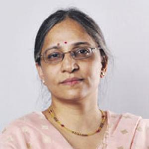 TCS gets a woman executive on board