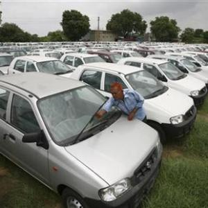 Maruti, Tata Motors, Hyundai put up a good show in Feb