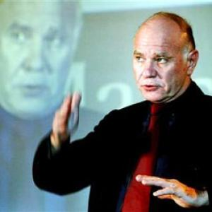 Marc Faber says Sensex will drop to 24,000 levels