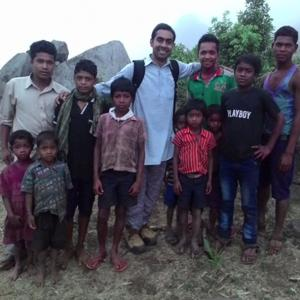 How 27-year-old Varun Sharma is lighting up lives of villagers in Odisha