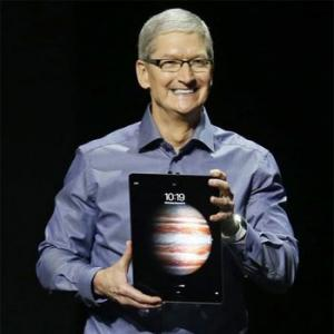 Bigger iPad announced at Apple 'monster' event